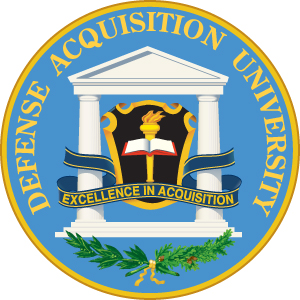 Defense Acquisition University - Image: DAU Seal