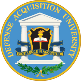 Defense Acquisition University - Image: DAU Seal
