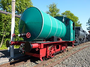 Hohenzollern Locomotive Works - Image: DDM 2542