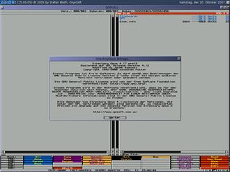 Directory Opus - Version 4.17 (GPL release): design circa 1992