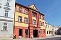 Dačice, Palackého nám., kulturní centrum (2013-07-24; 01).jpg
