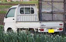 Daihatsu Hijet Truck S110P Rear 0422.JPG