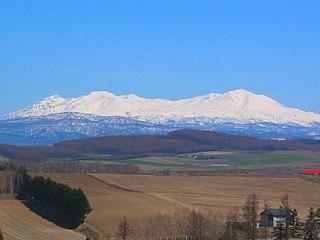 Daisetsuzan Volcanic Group