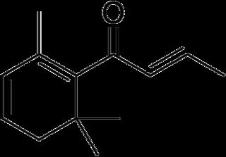 Damascenone Chemical compound