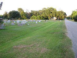 Damon Texas Cemetery.JPG