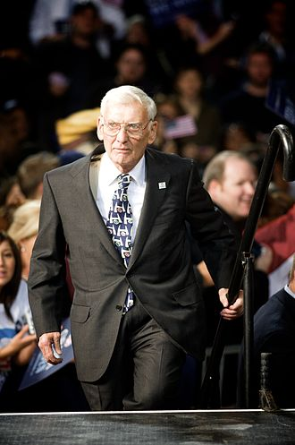 Dan Rooney - Rooney in October 2008, at an Obama rally
