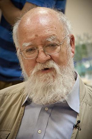 Daniel Dennett cover