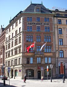 dansk ambassade i tyrkiet