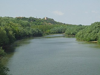 Erdut - Danube river in Erdut