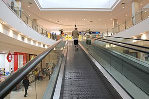Dapto Mall - Interior of Dapto Mall