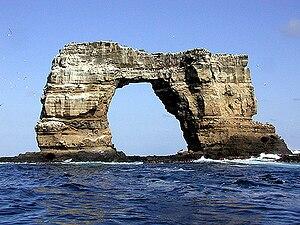 Darwin Island - Darwin's Arch