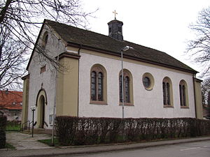 Dassel - Image: Dassel Saint Michael's Church