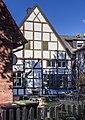 Datteln Monument Fachwerkhaus Recklinghaeuser Str 1 Ahsen 2019-09-21.jpg