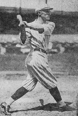 Dave Bancroft - Bancroft in 1920