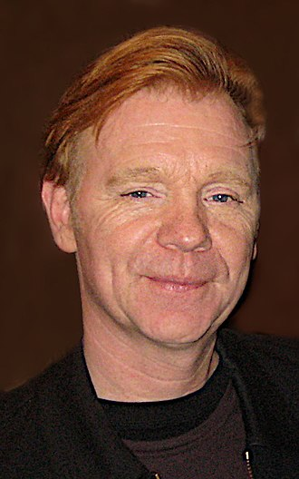 David Caruso - Caruso at the 2008 Emmy Awards