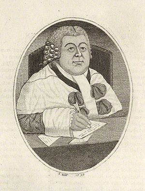 David Smythe, Lord Methven - David Smythe, Lord Methven, caricature by John Kay