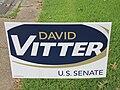 David Vitter yard sign IMG 0018.JPG