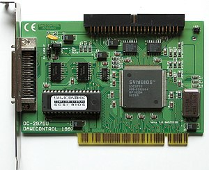 Symbios Logic - SCSI Host Bus Adapter with Symbios Chipset