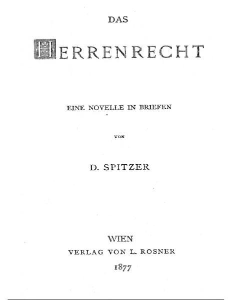File:De Das Herrenrecht Spitzer Daniel.djvu