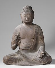 The Buddha Amida