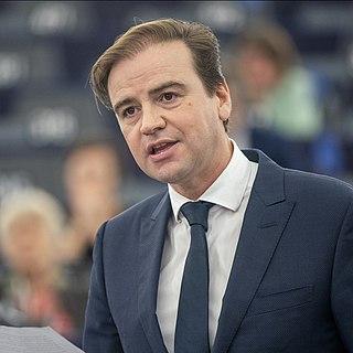 Malik Azmani Dutch politician
