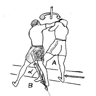 Check hook Technique used in boxing