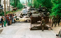 Kosovo-Breakup of Yugoslavia and Kosovo War-Defense.gov News Photo 990618-M-5696S-016