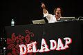DelaDap feat Tania Saedi - Donauinselfest Vienna 2013 32.jpg