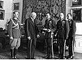Delegacja I Pułku Ułanów Krechowieckich u Prezydenta RP Ignacego Mościckiego NAC 1-A-1383.jpg
