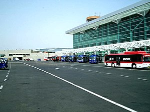 Delhi's new domestic terminal 1D