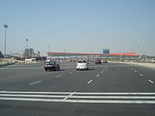 Delhi Gurgaon Toll Gate.jpg