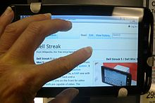 Dell Streak - Wikipedia