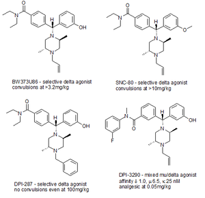 Δ-opioid receptor