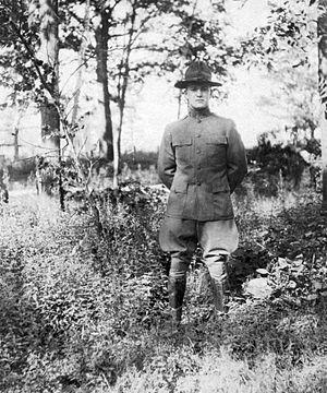 Deming Bronson - Bronson in 1917