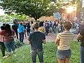 Demonstration in Staunton, Virginia on May 30, 2020.jpg