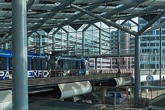 Den Haag Centraal railway station - Den Haag Centraal, second floor