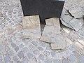 Denkmal der Ungarischen Revolution von 1956, Zeitungen, 2021 Csongrád.jpg