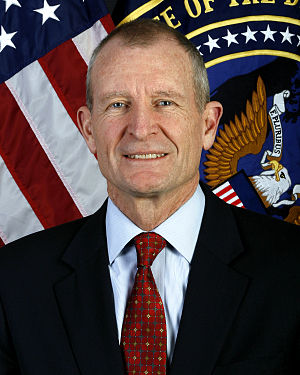 Director of National Intelligence - Image: Dennis Blair official Director of National Intelligence portrait