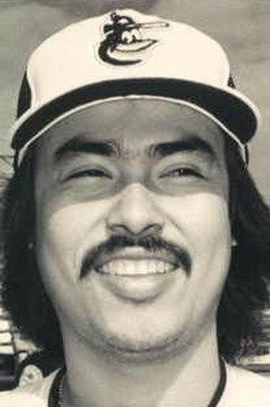 Dennis Martínez - Martínez in 1980