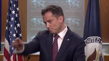 File:Department of State press briefing with Deputy Spokesperson Robert Palladino DOD 106314672-1280x720-2765k.webm