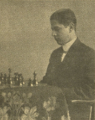 Der Kubaner J. R. Capablanca 1922 J. Harkanyi.png