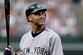 Image illustrative de l'article Derek Jeter