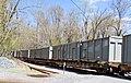 Derwood trash train CSX over Dickerson spur towards power plant.jpg