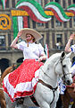 Desfile Militar Conmemorativo del CCV Aniversario del Inicio de la Independencia de México. (21463714092).jpg