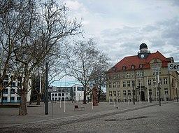 Seminarplatz in Dessau-Roßlau