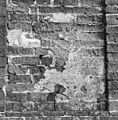 Detail van het pleisterwerk op de west-gevel - Wierum - 20255794 - RCE.jpg