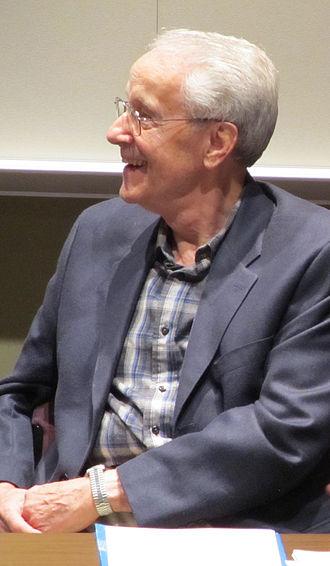 Richard P. Howard - Richard P. Howard attending the annual Restoration Studies Symposium in April 2011.