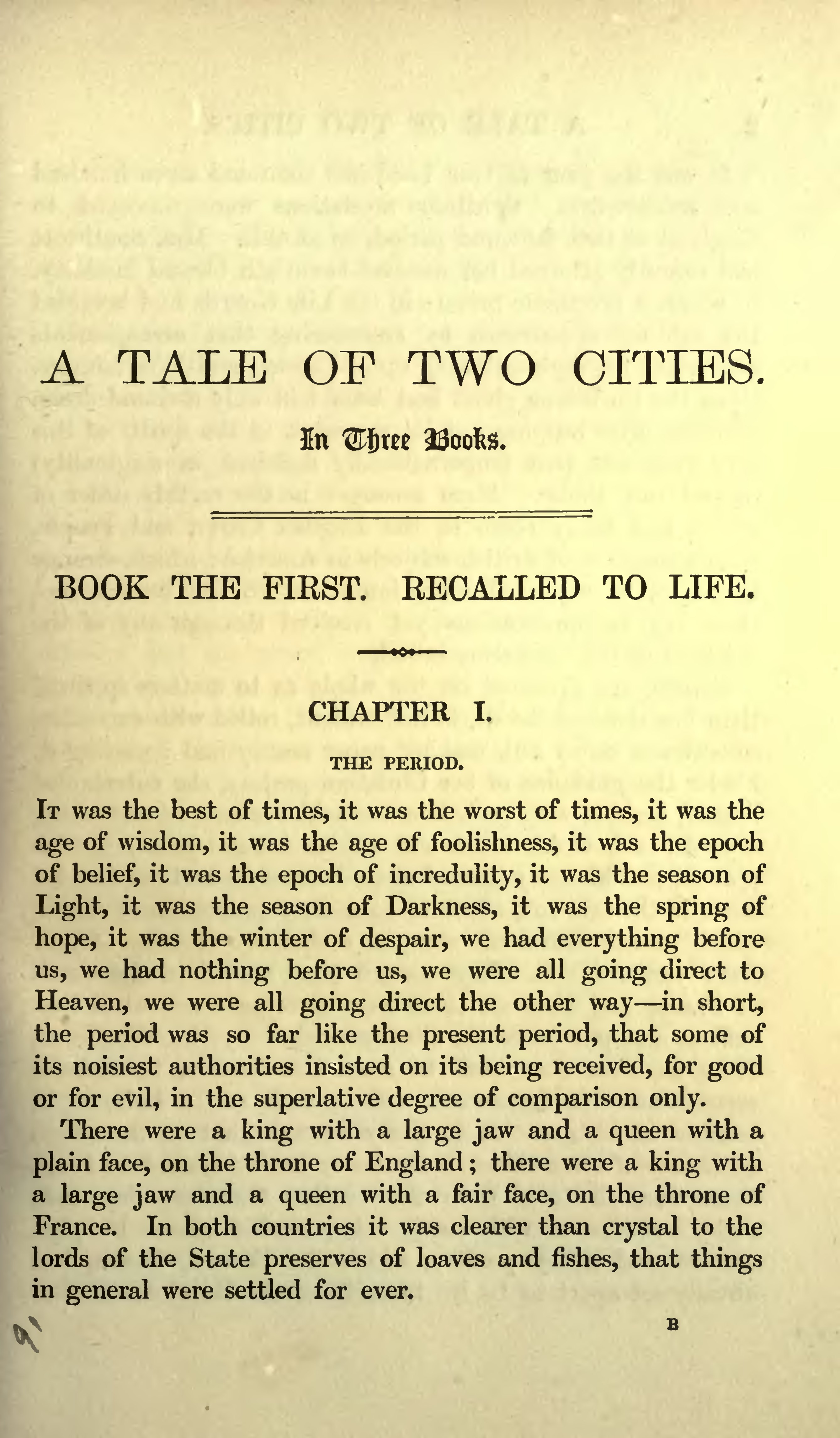 Ranking the Novels of Dickens