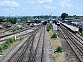 Didcot Parkway from the footbridge - June 2014 - panoramio (1).jpg