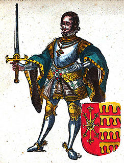 Dietrich V, Count of Cleves German noble